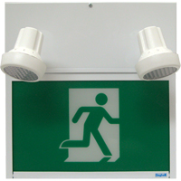 Running Man Exit Sign XE664 | NIS Northern Industrial Sales