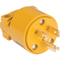 PVC Grounding Plug XE672 | NIS Northern Industrial Sales