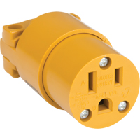 PVC Grounding Connector XE673 | NIS Northern Industrial Sales