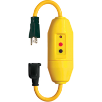 In-Line GFCI Cord Set XE722 | NIS Northern Industrial Sales