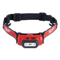 USB Rechargeable Hard Hat Headlamp XG792 | NIS Northern Industrial Sales