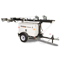 Generac® MLT3060 Light Tower XG895 | NIS Northern Industrial Sales