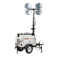 Generac® MLT3060 Light Tower XG896 | NIS Northern Industrial Sales
