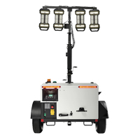 Generac® MLT4060 LED Light Tower XG901 | NIS Northern Industrial Sales