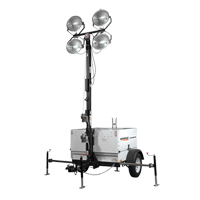 Generac® MLT5080 Light Tower XG912 | NIS Northern Industrial Sales