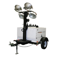 Generac® MLT5080 Light Tower XG913 | NIS Northern Industrial Sales
