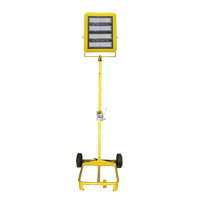 Single-Head LED Cart with Winch XH114 | NIS Northern Industrial Sales