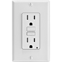 GFCI Decora® Outlet XH400 | TENAQUIP