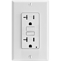 GFCI Decora® Outlet XH401 | TENAQUIP