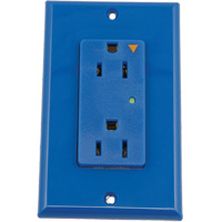Surge Protective Isolated Decora® Outlet XH403 | TENAQUIP