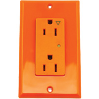 Surge Protective Isolated Decora® Outlet XH404 | TENAQUIP