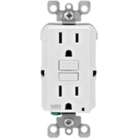 GFCI Decora® Outlet XH554 | TENAQUIP