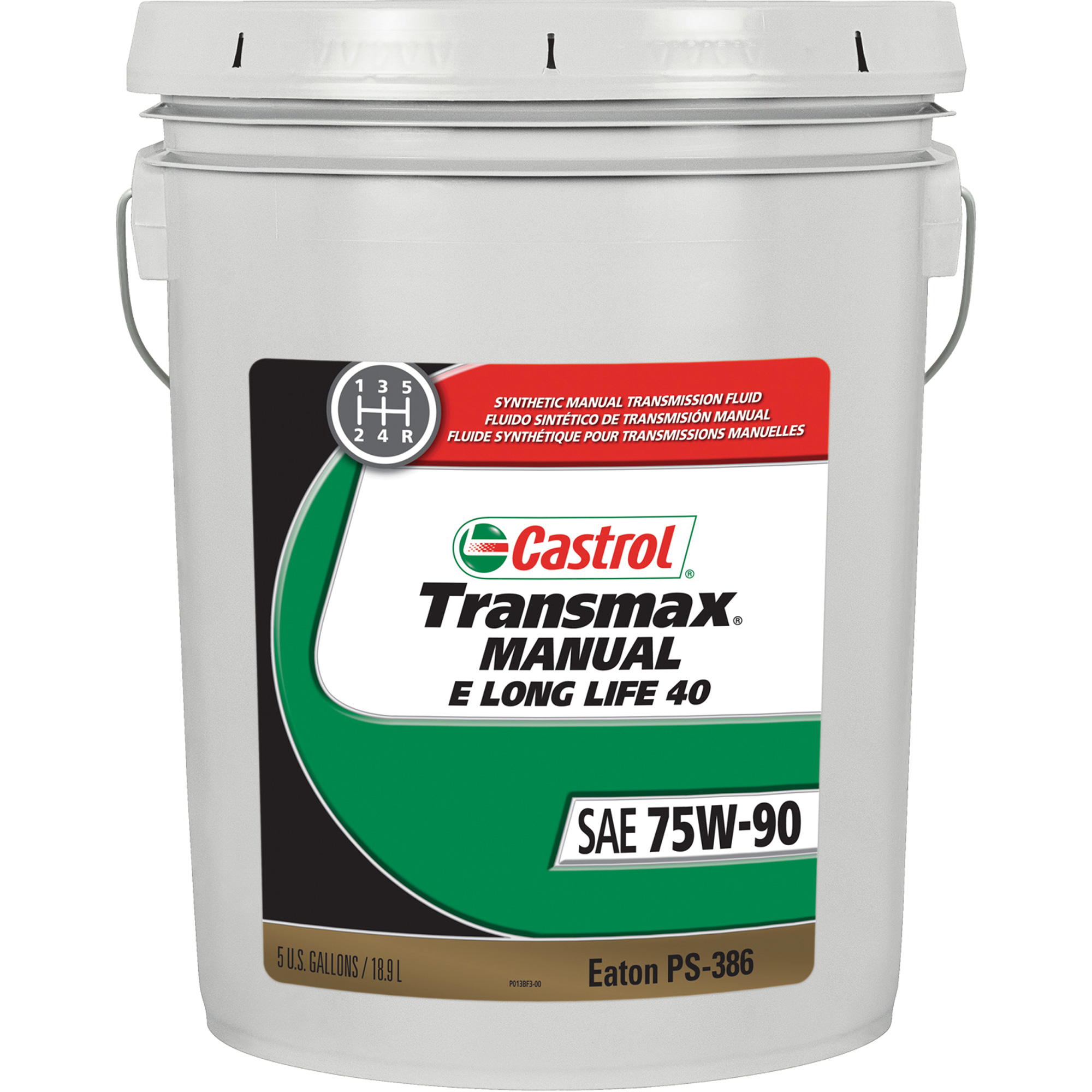 Transmax Manual E Long-Life 40 Synthetic Transmission Fluid