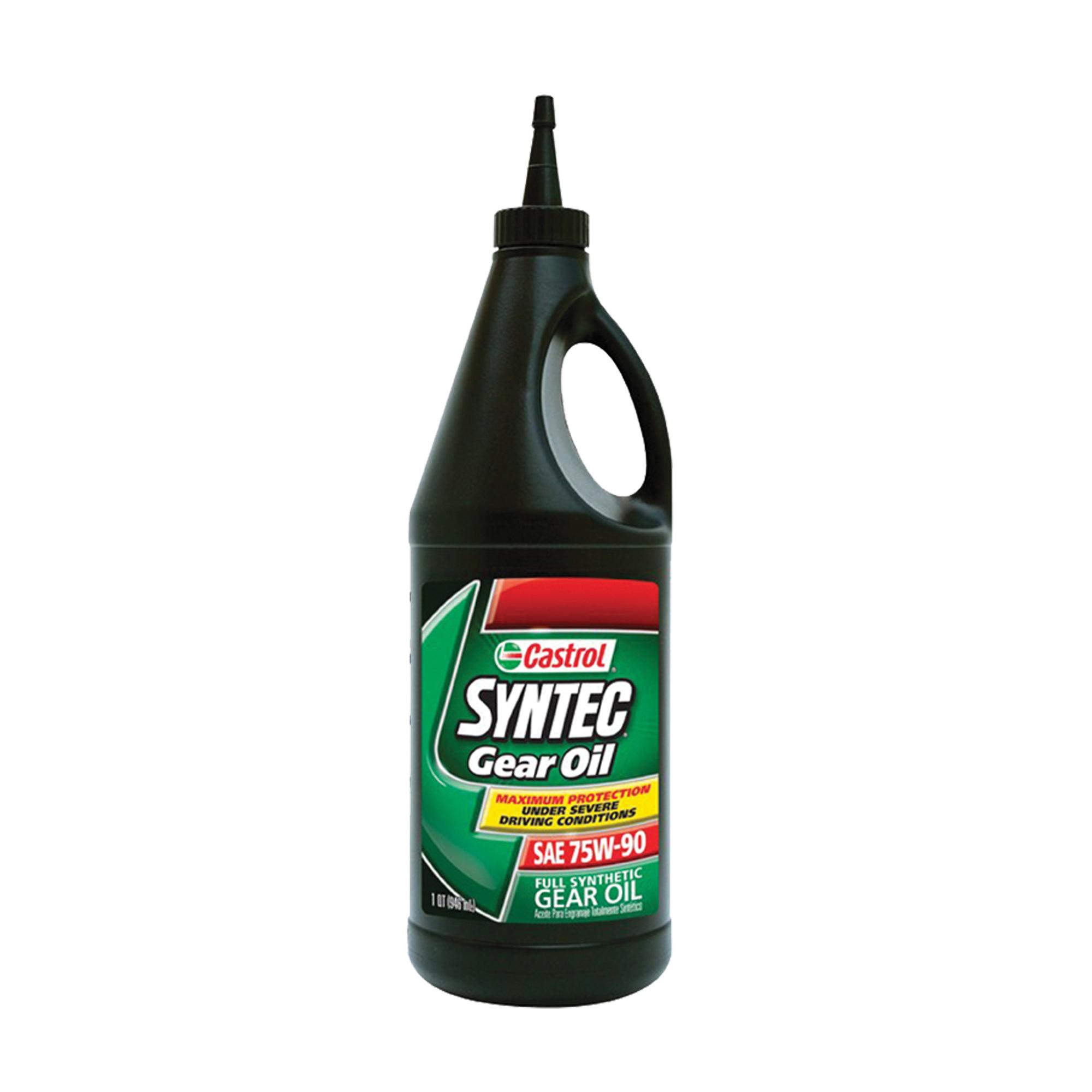 Syntec 75W90 Full Synthetic Gear Oil
