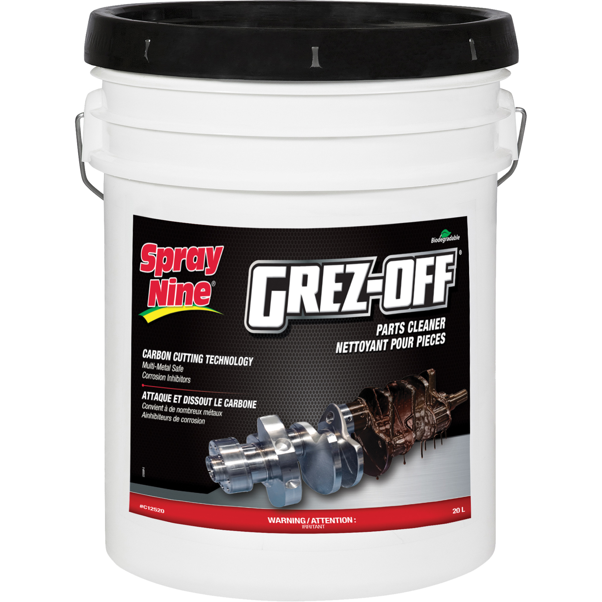 Spray Nine® Greez-Off Degreaser