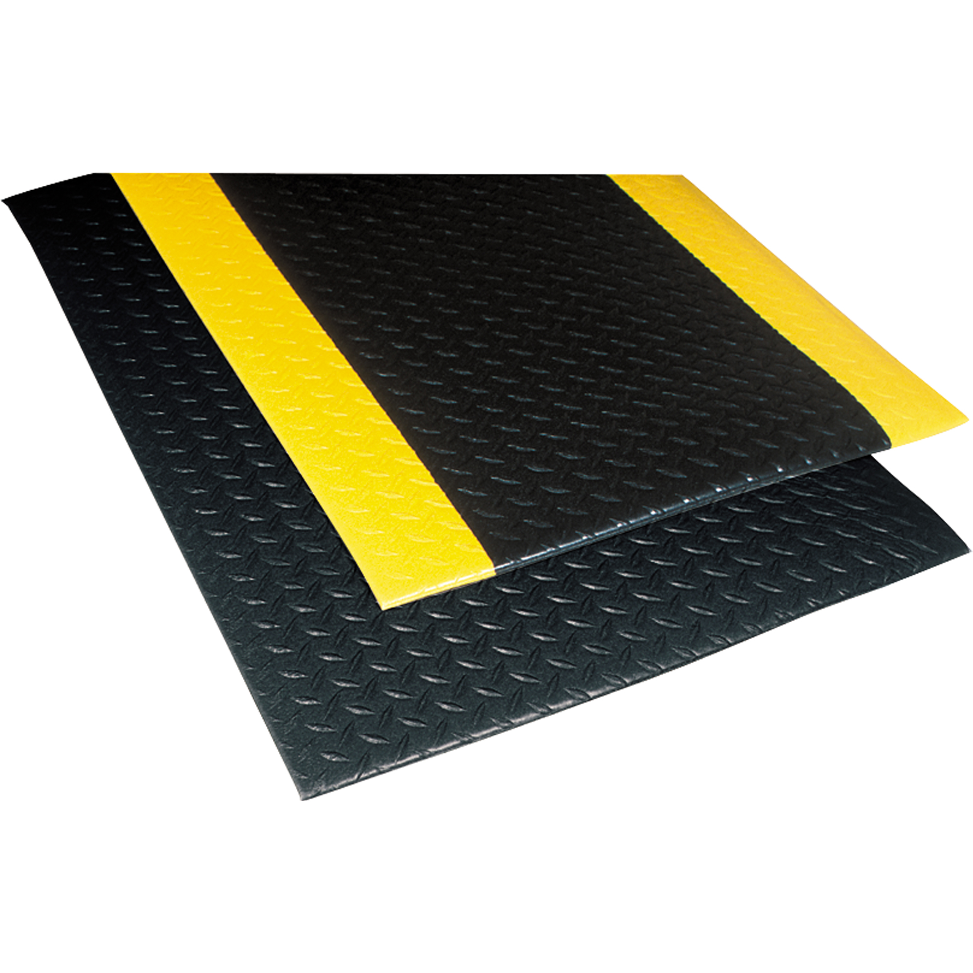 NoTrax 419 Diamond Sof-Tred Safety//Anti-Fatigue Mat with Dyna-Shield PVC Sponge for Dry Areas 3 Width x 4 Length x 1//2 Thickness Black//Yellow 3/' Width x 4/' Length x 1//2 Thickness Superior Manufacturing B009PIKQ9I