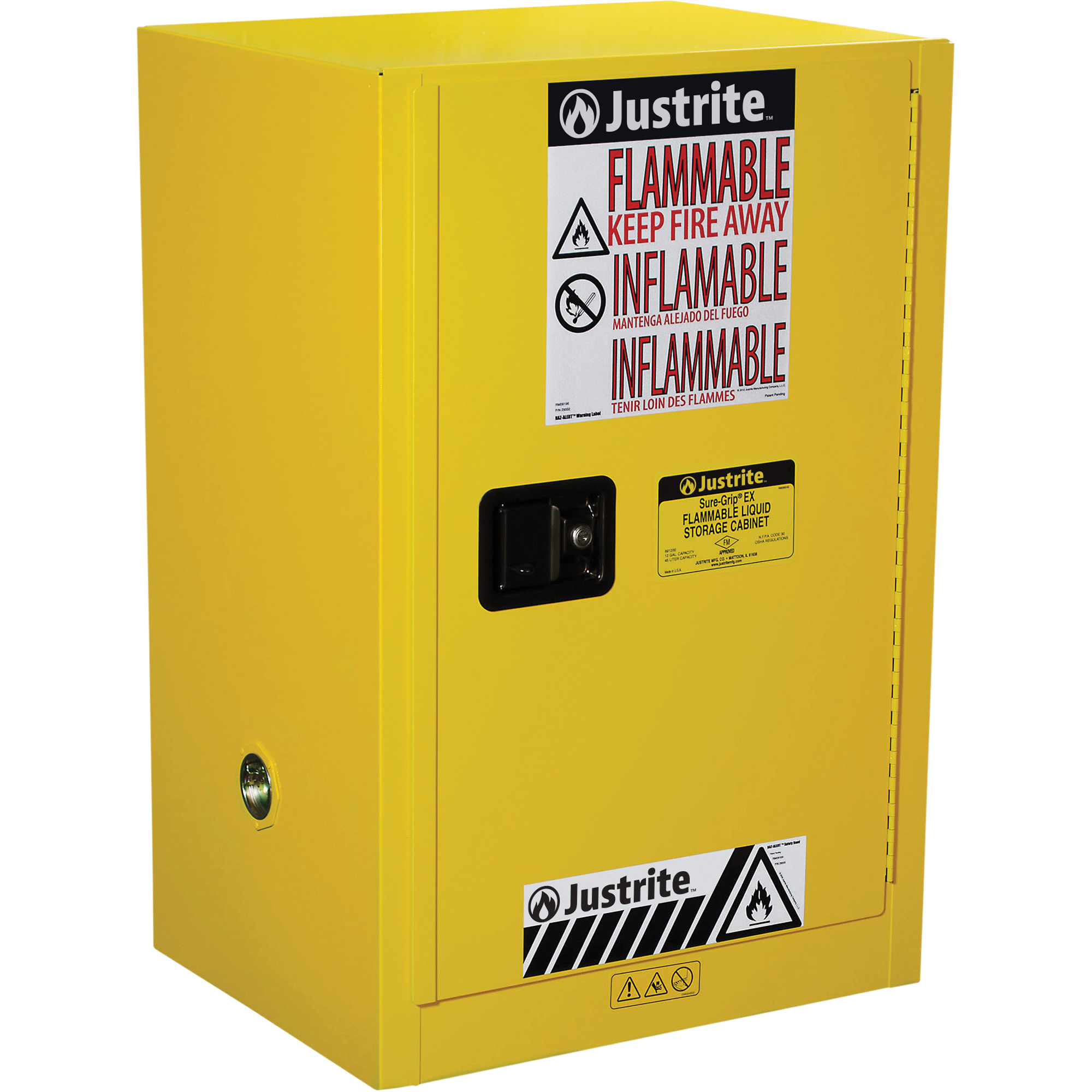 Sure Grip Ex Compac Flammable Safety Cabinet