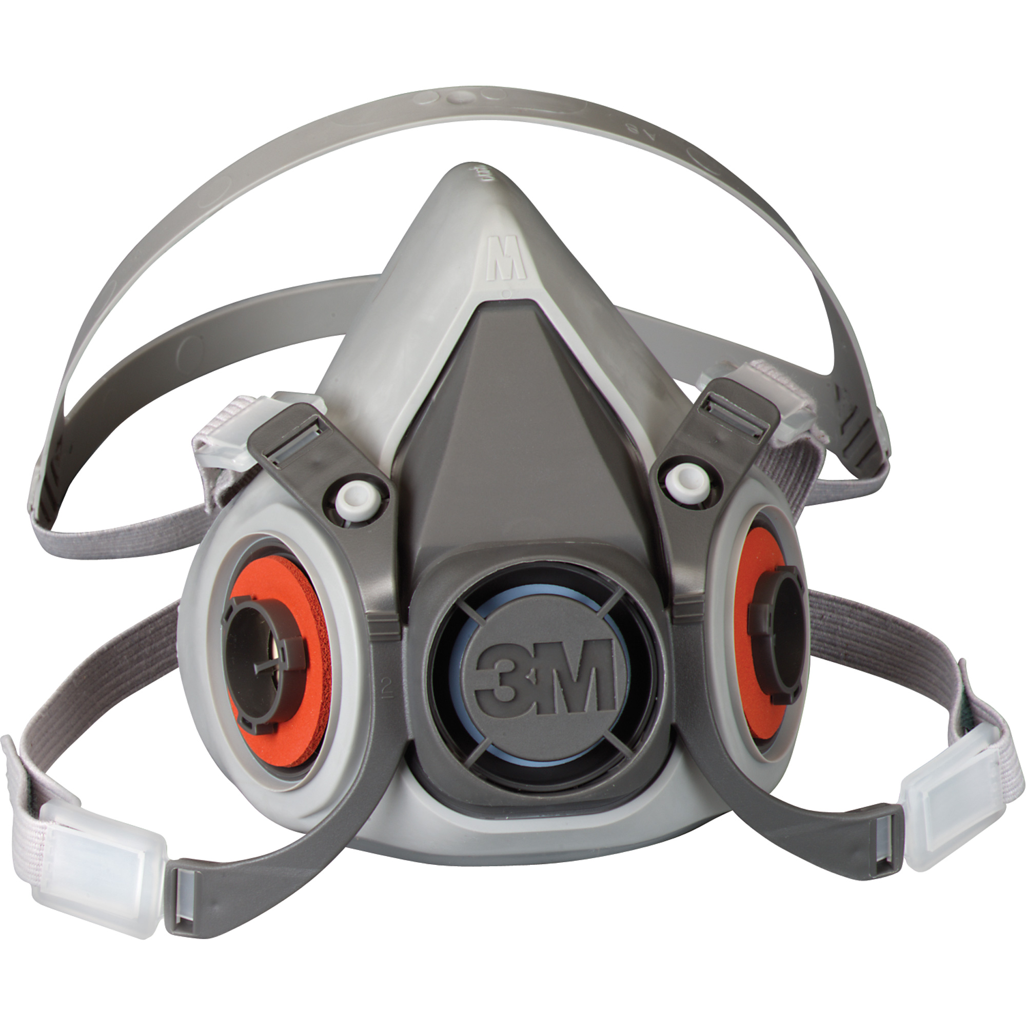 6000 Half Respirator Reusable Series Facepiece