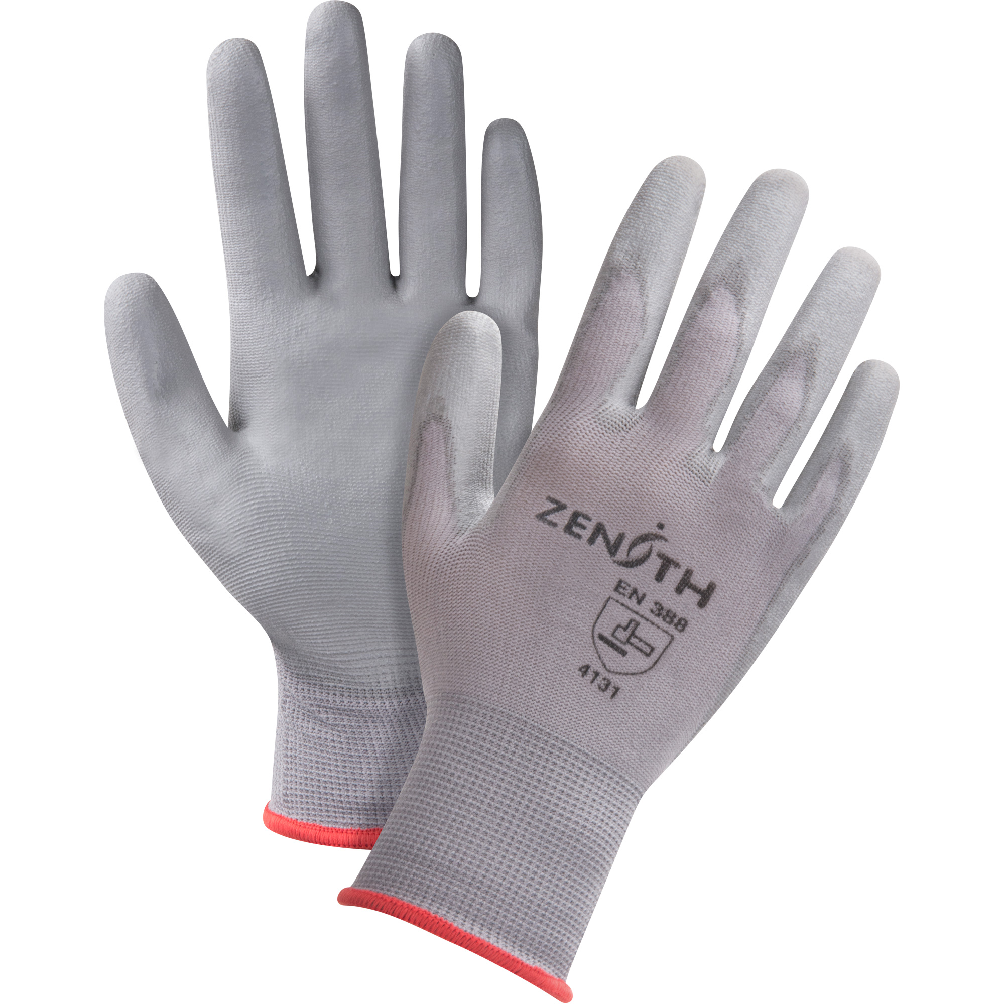 0e5c479cc3 ZENITH SAFETY PRODUCTS Polyurethane-Coated Nylon Gloves ...