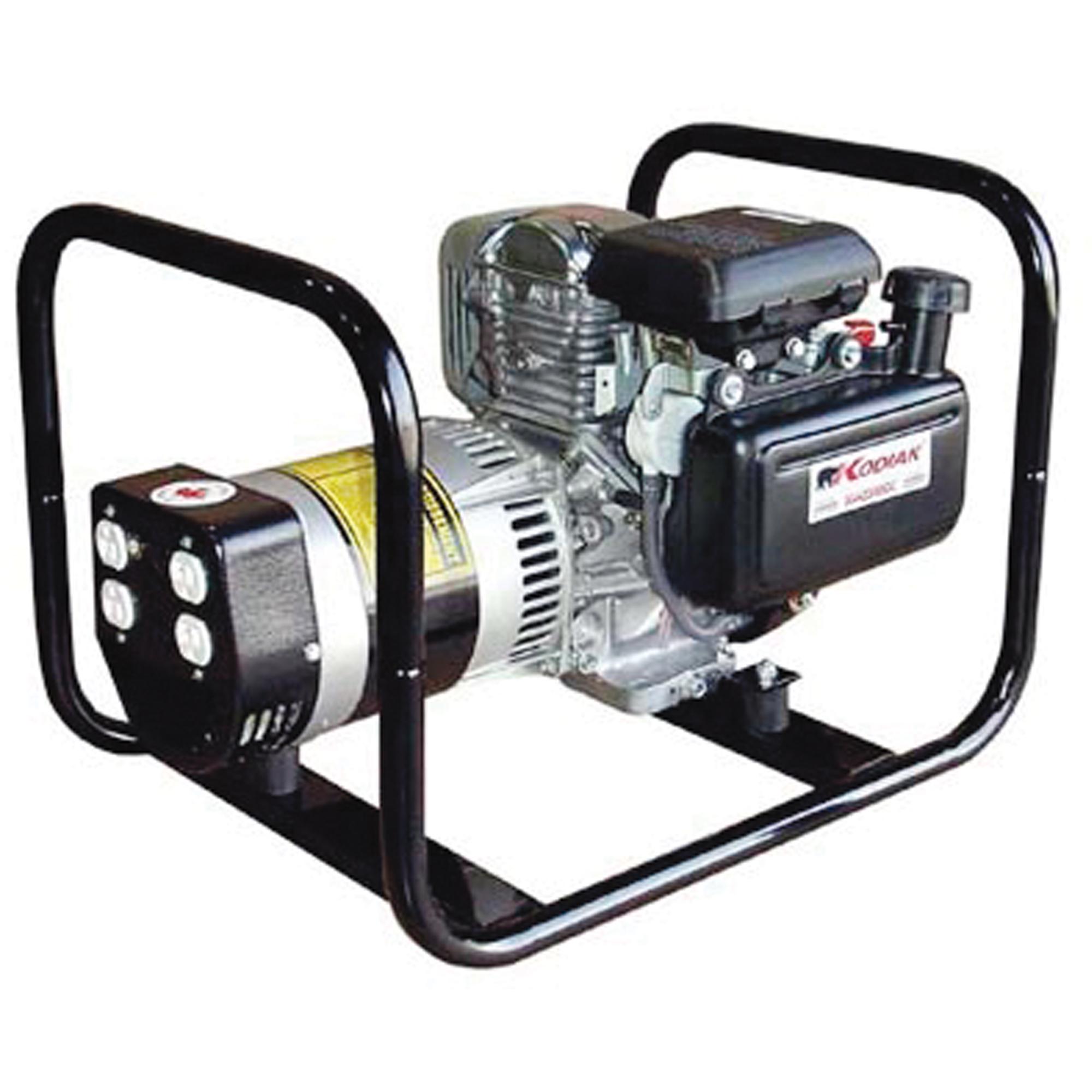 Sga Series Honda Motor Portable Generators 2300 W Max