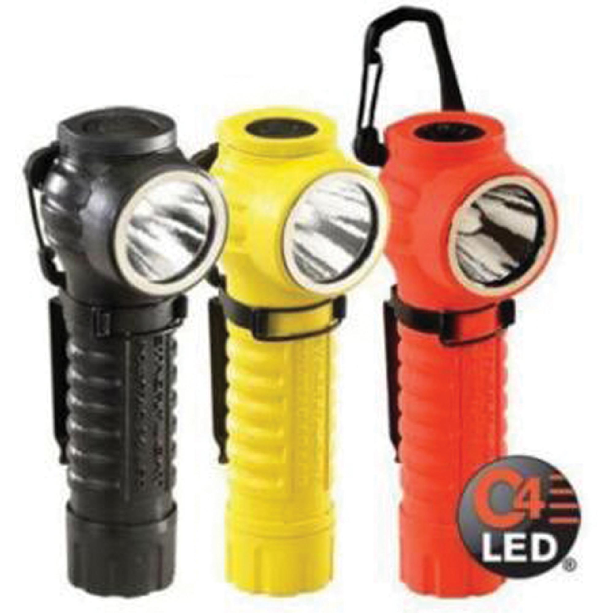 Streamilght PolyTAC 90 LED Right Angle Flashlight 88834