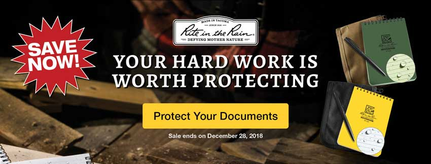 Protect Your Documents - Shop Now