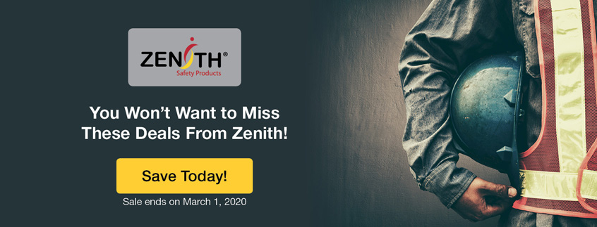 You Wont Want to Miss These Deals From Zenith!